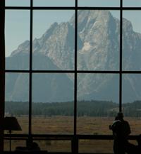 JL lodge main window: