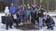 Snow camp group photo 2005 120 pxls: