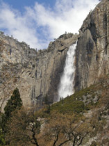 NPS Yosemite Fall May: