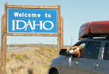 bullwinkle Idaho sign 2008: