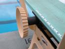 diving board fulcrum: