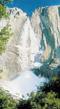 nps ice cone Yosemite Falls: