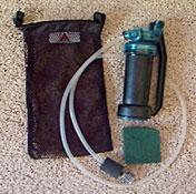 miniworks water filter: