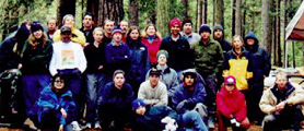 snow group what year: