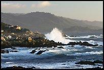 terragalleria 17 mile drive big wave: