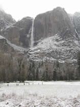 NPS Yosemite Fall April: