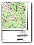 topo map: