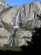NPS yosemite falls nov 14 2004: