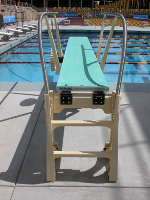 Diving board and slide rules mary donahue - Swimming pool diving board regulations ...