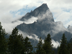 2007 misty clouds and tetons: