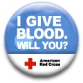 IGivebloodbutton.jpg: Button that says I give blood