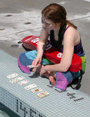 lifeguard playing cards: