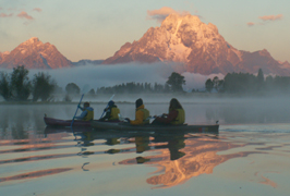 2005 mist sunrise oxbow bend kayak: