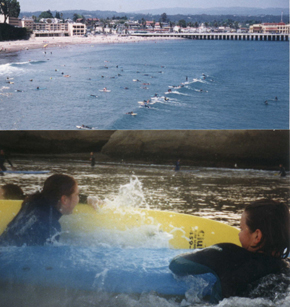 more surfing pictures: