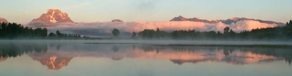 600 wide oxbow sunrise 2008:
