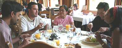 Aug 2006 brunch at Ahwahnee by William Chan: