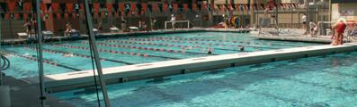 pool bulkhead: