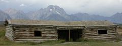Cunningham cabin: