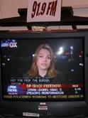 De Anza wellness center TV screen: