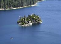 EDCo media office pic of Fanette Island: