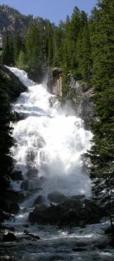 Hidden Falls: