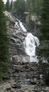 Hidden falls september 2005: