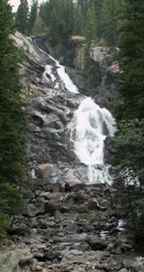 Hidden falls september 2005: