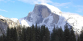 NPS half dome snow Jan 5 2005 120 pxls: