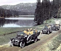 NPS historic photo collection road trip: