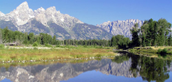 NPS photo Schwabacher landing:
