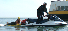 SFPD at Sharkfest 2007: