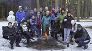Snow camp group photo 2005 120 pxls: