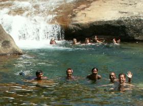 Tuolumne swimmers 2006: