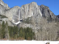 Yosemite Falls Feb 11 2004 NPS photo: