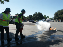 cert first fire: