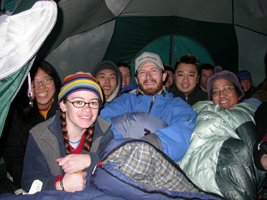 crowded tent 2005 five: