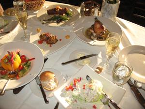 dinner 2007 JLL: