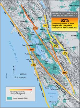 USGS photo fault lines: