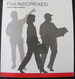 first aid text 2011: cover of first aid textbook