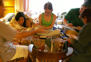 games in cabin 2006 Teton trip: