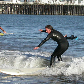 girl seven surfing oct 2003: