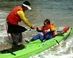 helping hand ocean kayak 120pixels:
