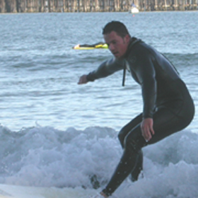 michael reeves surf oct 2003:
