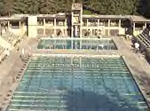 De Anza pool aerial cropped: a cropped aerial photo of the two De Anza College pools