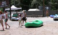 raft rentals:
