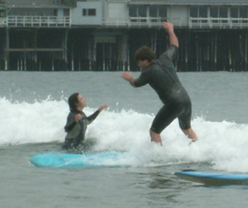 surf 2006 various arms in air: