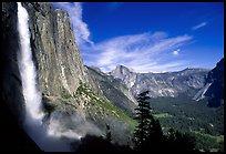 upper Yosemite Fall QTL: