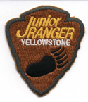 Yellowstone Junior Ranger:
