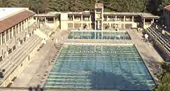 De Anza college pool and diving well: