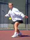 De Anza women's tennis photo: